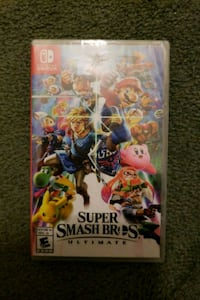 Super smash bros ultimate read info  Saddle Brook, 07663