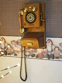 Antique Phone Reproduction (working) Abbottstown, 17301