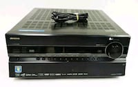 black and gray audio receiver Westminster, 80003