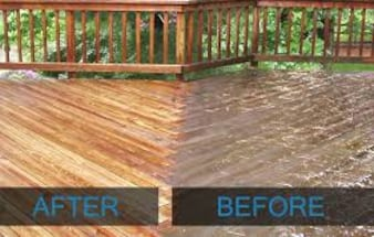 Free Estimates on Deck, House Siding, Roof Cleaning