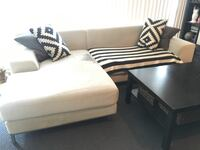 $150 OBO Sectional Sofa Couch for sale Toronto, M5G
