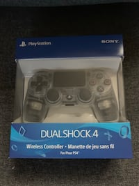 DualShock 4 PS4 controller! BRAND NEW/SEALED. CRYSTAL Edmonton, T5R 3H9