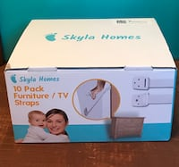 Skyla Homes Furniture/TV Straps (there are only 2) Draper, 84020