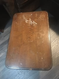 Antique claw foot coffee table  Pickering