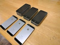 Firm Price-$110 Ea-16gb-Iphone 5s-Unlock Toronto, M9B 1B9