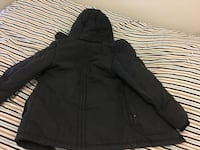 black zip-up hoodie Toronto, M4Y 1W5