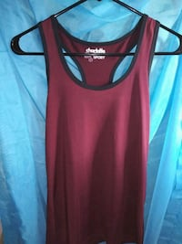 red and black tank top 2184 mi