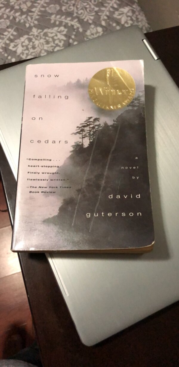 David Guterson Snow Falling on Cedars Unabridged