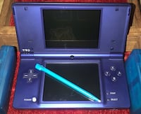 Nintendo DSi Blue White Castle, 70788