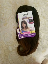 New in package Heaven lace front wig Stafford, 22554