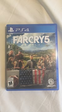 Farcry 5 for PS4 Whitby, L1R 3G8