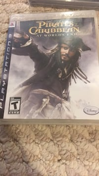 Pirates of the Caribbean Game (PS3) Welland, L3C 3P9