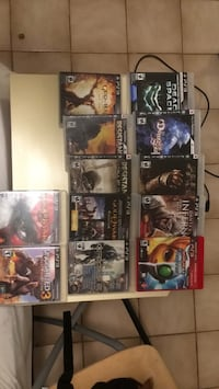 12 assorted ps3 game cases Toronto, M6G 2Y4