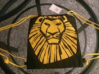 The Lion King Broadway Musical Souvenir  Toronto, M9R 1M6