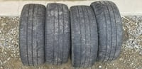 Set of 4 195/60r14 kumo