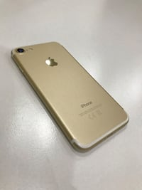 Iphone 7 gold null, 35729