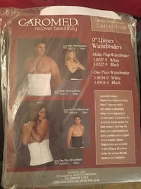 Garomed unisex waist binder collection pack Mississauga, L5M 3G4