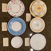 SALE on Corelle Dishes—See Pictures for Prices Vienna, 22180