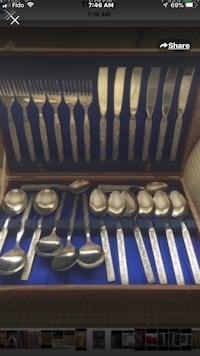 Stainless Steel Quality 30 Piece Set Never Used Toronto, M4A