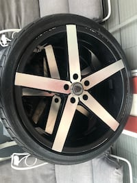 20in rims and tires  Pearl, 39042