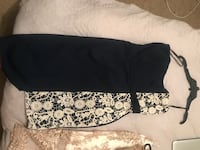 black and white floral pants Burwood East, 3151