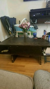 Vintage storage coffee table  Chicago, 60647