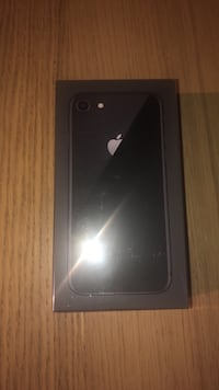 iPhone 8 256Gb Black just box opened not used with complete acessories 10/10 Oslo, 0973