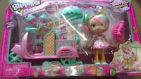 Shopkins Shoppies Gelati Scooter Playset Tempe
