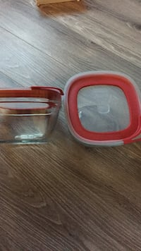 Glass Rubbermaid bowls with lids Mississauga, L5A