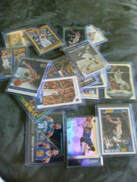 21 unique Stephen curry cards Greenwood, 46142