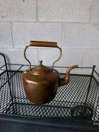 Antique Copper Kettle  Toronto, M1E 4X6