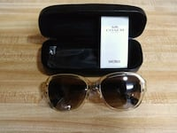 Brand new authentic coach sunglasses  1701 mi