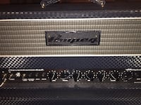 Ampeg 50 Watt Reverberocket Amp with 4x12 Cabinet