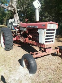 1961 farmall 560 tractor w/ woods rm90 mower Belleview, 34420