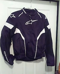 Alpinestars motorcycle jacket size L pre owned  Lauderhill, 33313