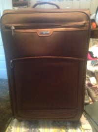 "29"" brown soft case luggage Redstone, 15468"