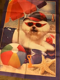 Bichon Frise Porch Flags Greeneville, 37743