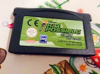 Kim possbile Disney gba GameBoy Advance Nintendo ds