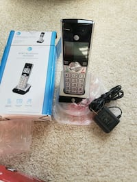 New AT&T Accessory handset 3 km