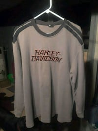 Harley Davidson long sleeve 2X shirt Laureldale, 19605