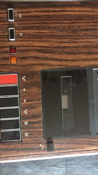 Retro Brown vintage tape recorder Mississauga, L5B 3A6