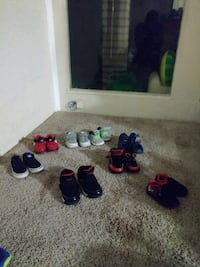 Boys shoes from size 2 and 3c to 11 1/2 Albuquerque, 87110