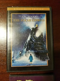 Polar express dvd Wappingers Falls, 12590