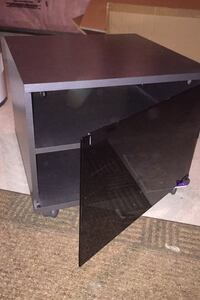 IKEA TV STAND on wheels with storage Brampton, L6V 3J4