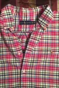Ralph Lauren 2x button up
