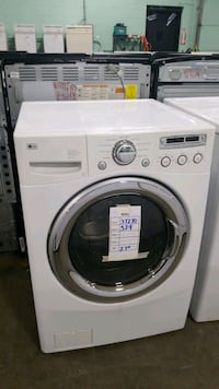 Lg front load washer 27inches  Ronkonkoma, 11779