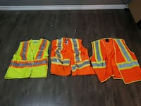 two yellow and red zip-up jackets Saskatoon, S7L 7L5
