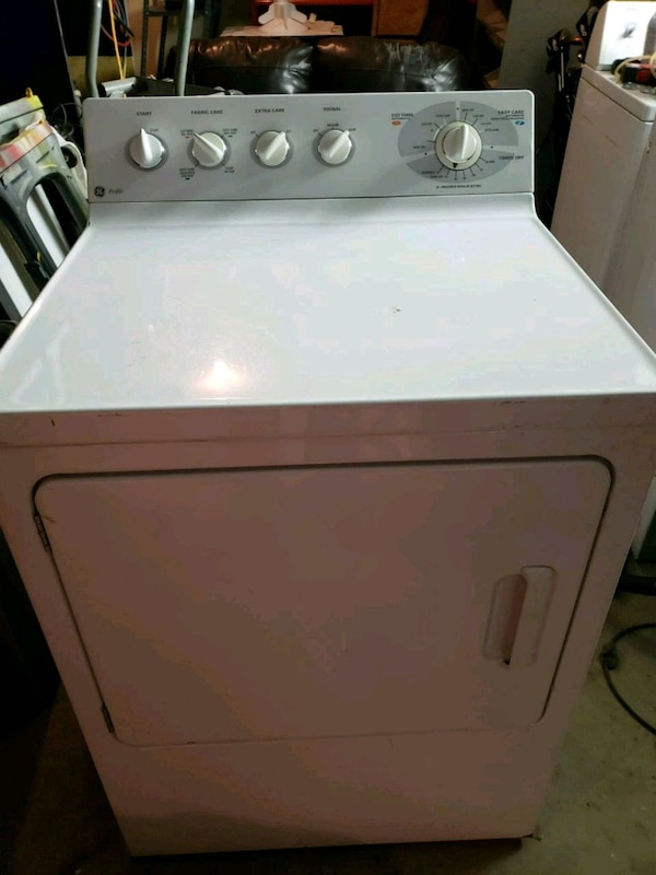 Ge Profile Dryer Only Warranty Delivery