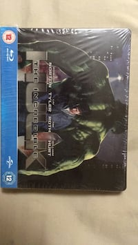 Incredible Hulk steelbook  Mississauga, L5A