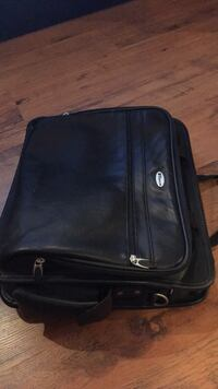 black and gray luggage bag Innisfil, L9S 1W7